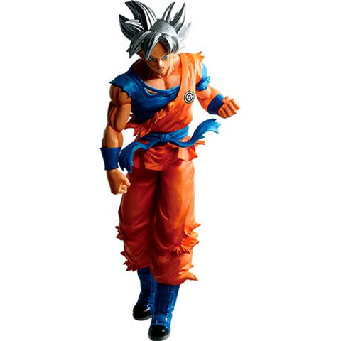 PRE-ORDER: Bandai Tamashii Nations Dragon Ball Heroes Son Goku Ultra Instinct Ichiban Statue