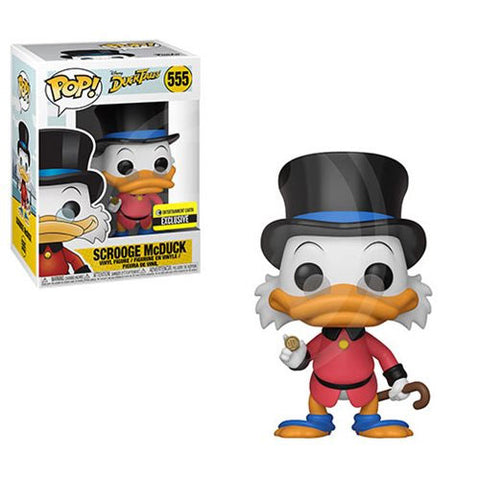 Funko Pop! Ducktales: Scrooge McDuck #555 EE Exclusive