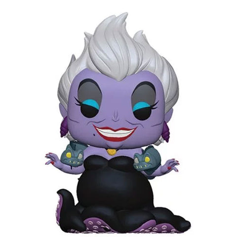 PRE-ORDER: Funko Pop! Disney: The Little Mermaid Ursula With Eels
