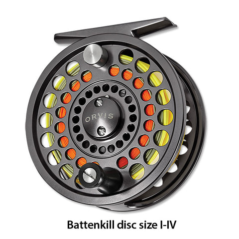 Battenkill Disc Fly Reel