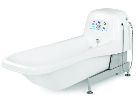 The IH6302G is a fixed height supine tub useful for facilities bathing.compare prices with DirectSupply.