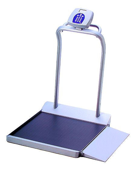 Pro Plus Wheelchair Ramp Digital Scales 2500KL Free shipping in the USA