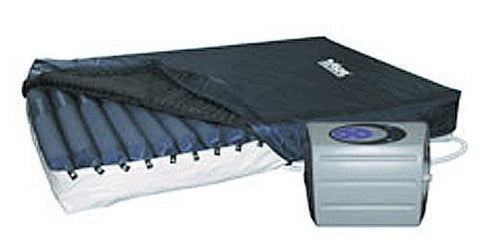 "Bed Accessory TuffCare ALX852 42"" Heavy Duty Low Loss Mattress and Pump System"
