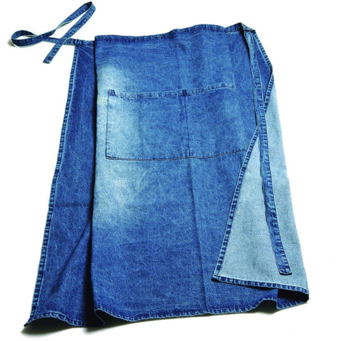Jeans Half Apron from Pulltex - Pasta Kitchen (tutto pasta)