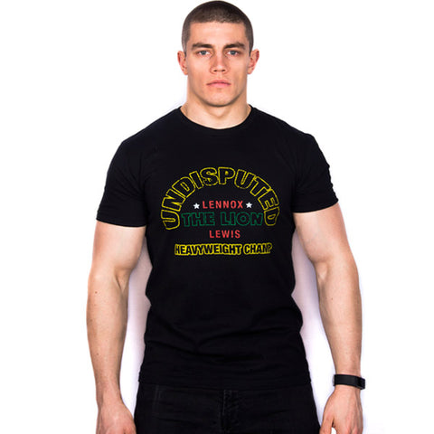 Undisputed™ Lennox the Lion Lewis Tshirt