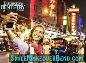 SMILE AND THE WORLD SMILES BACK AT YOU! - BEND, OR - DISTINCTIVE DENTISTRY