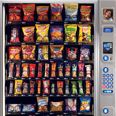 Cold Food Vending Machines