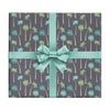 Palm Springs palm trees gift wrap by REVEL & Co.