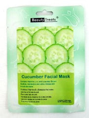 Beauty Treats Facial Masks|Masques Faciaux