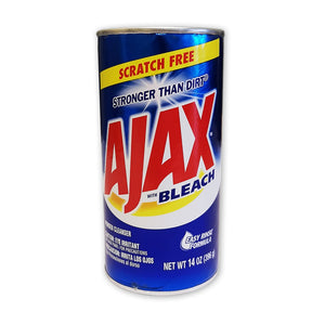Ajax Powder Cleanser with Bleach - 396g
