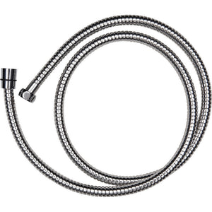 Aqualona 80504 Metal Shower Hose 1.5m Chrome