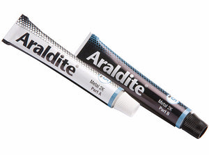 Araldite Steel Tubes (2 x 15ml)