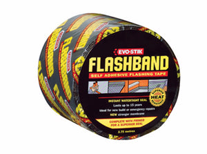 Evo-Stik Flashband & Primer - Various Sizes