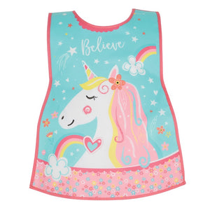 Cooksmart 1018 Kids PEVA Tabard - Unicorn