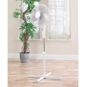 Oscillating Pedestal Fan 16""