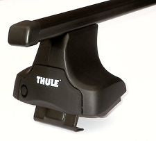 Thule Bars (400132429) - 9-5 with Rails - Saab Parts Depot  - 1