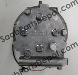 New A/C Compressor - Sanden Oem  65646002036 (4635892) - 9-3 - Saab Parts Depot  - 5