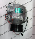 New A/C Compressor - Sanden Oem  65646002036 (4635892) - 9-3 - Saab Parts Depot  - 6