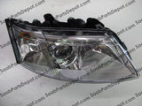 Headlight Assembly - Passenger Side (12799352) - 9-3 - Saab Parts Depot  - 2