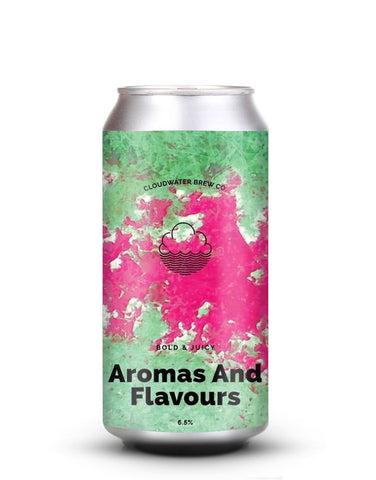 Cloudwater - Aromas And Flavours