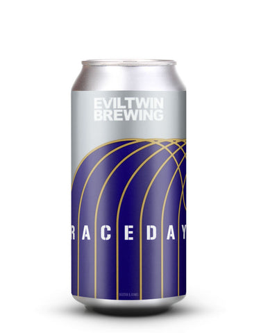 Evil Twin Brewing - Raceday