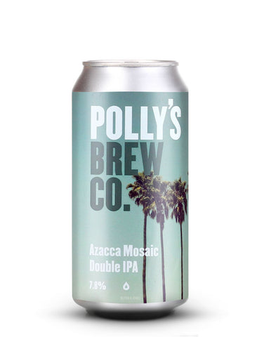 Polly's Brew Co - Azacca Mosaic DIPA