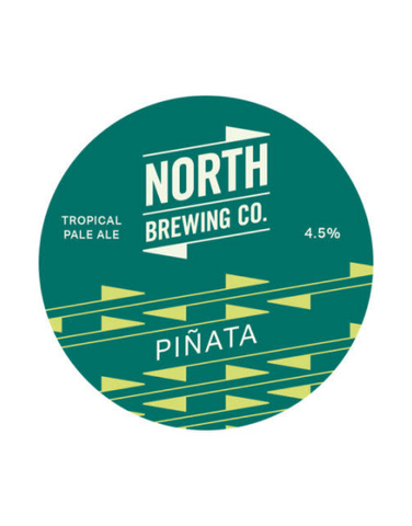 Draft: North Brewing Co - Piñata (4.5%)