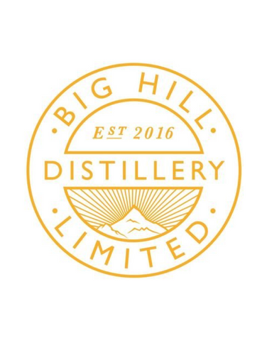 Gin & Tonic: Big Hill Distillery ROSE Gin