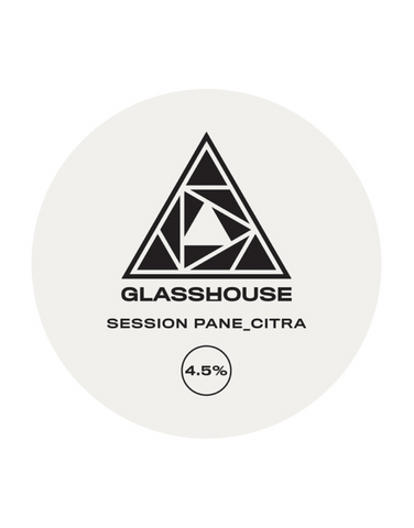 Draft: GlassHouse Beer - Session Pane_Citra (4.5%)