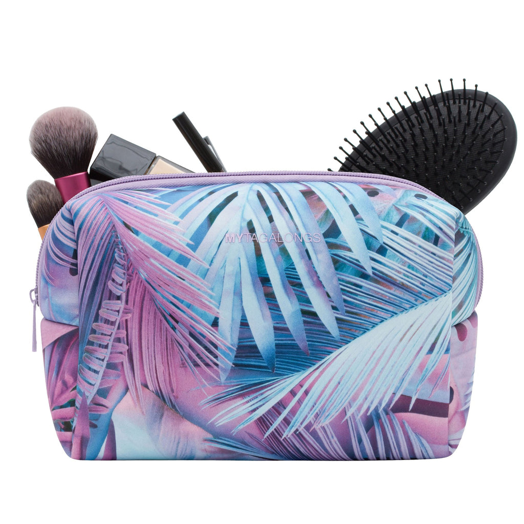 My Tagalongs - Tulum Large Cosmetic Pouch