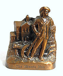 Banthrico - Bank - The Minute Man - Farmers National Bank of Columbiana Co, Ohio