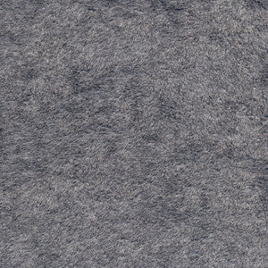"60"" Charcoal Gray Fleece"