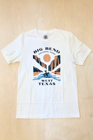 Parks Project Big Bend West Texas Tee