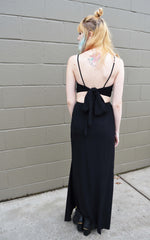 J.O.A. Cut Out Maxi Dress
