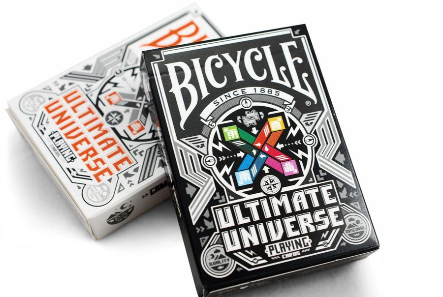 Bicycle® Ultimate Universe Playing Cards by US Playing Card Co.