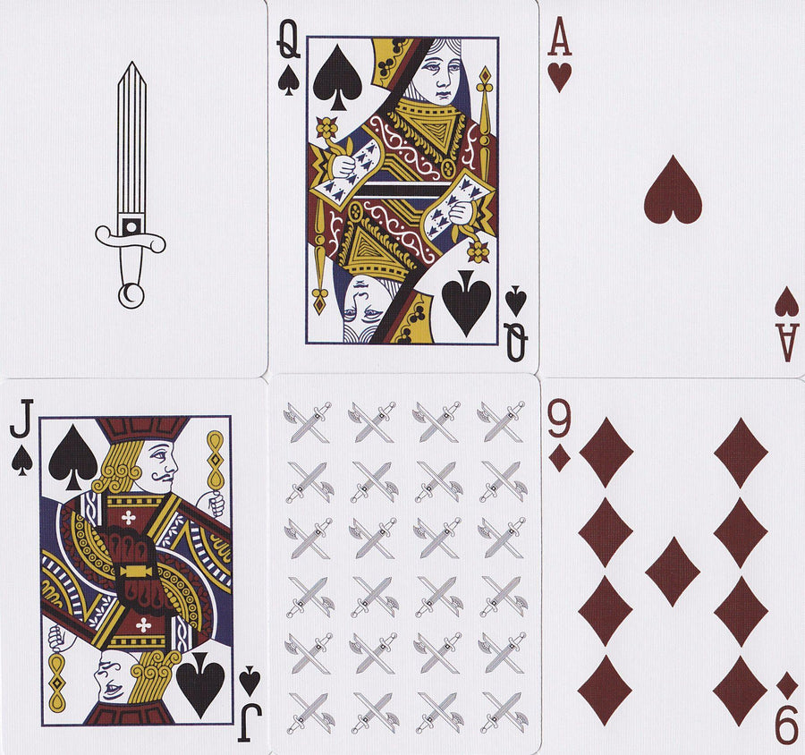Kings Playing Cards by Ellusionist