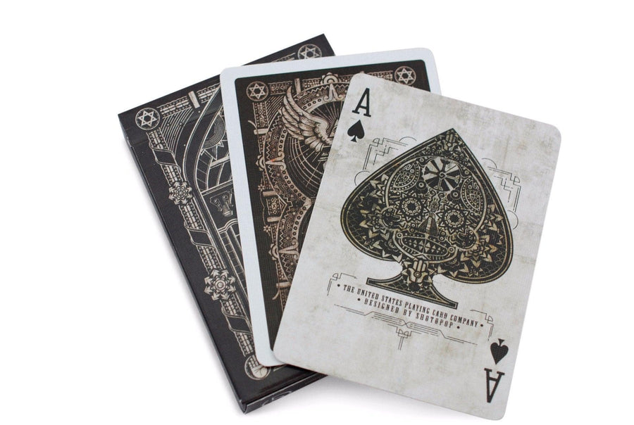 Templar Playing Cards by Bocopo Playing Card Co.