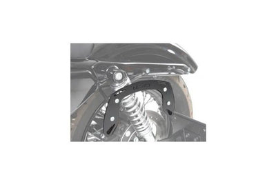 Harley-Davidson Side Carrier - Sidecases C-Bow