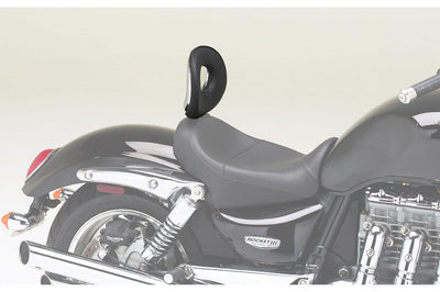 Triumph Rocket III Carrier - Rear RackSolo (Optional backrest) - Chrome