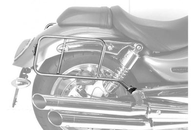 "Triumph Rocket III Roadster Sidecases Carrier - Quick Release ""Lock It"" - Chrome"