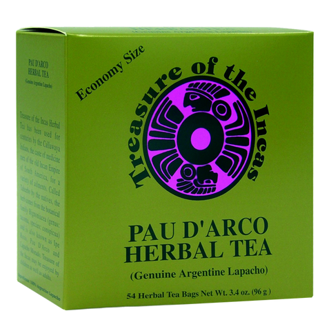 Hobe Laboratories Pau D'arco Herbal Tea (genuine Argentine Lapacho)