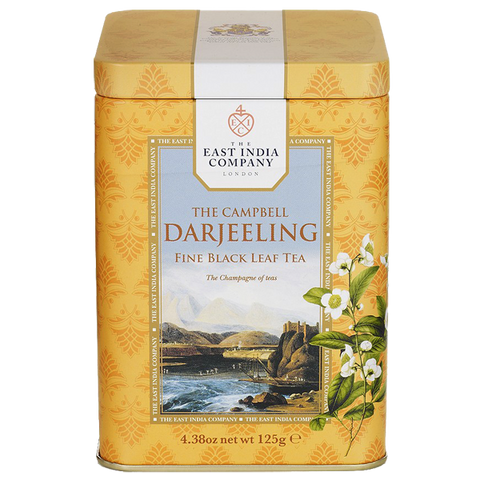 The Campbell Darjeeling Leaf Tea