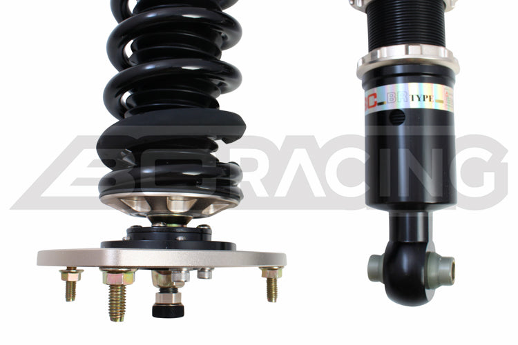 08-14 Subaru STI Hatch BC Racing Coilovers - BR Type