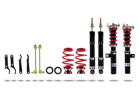 03-13 VW Golf Mk5 / Mk6 Pedders Coilovers- Extreme XA