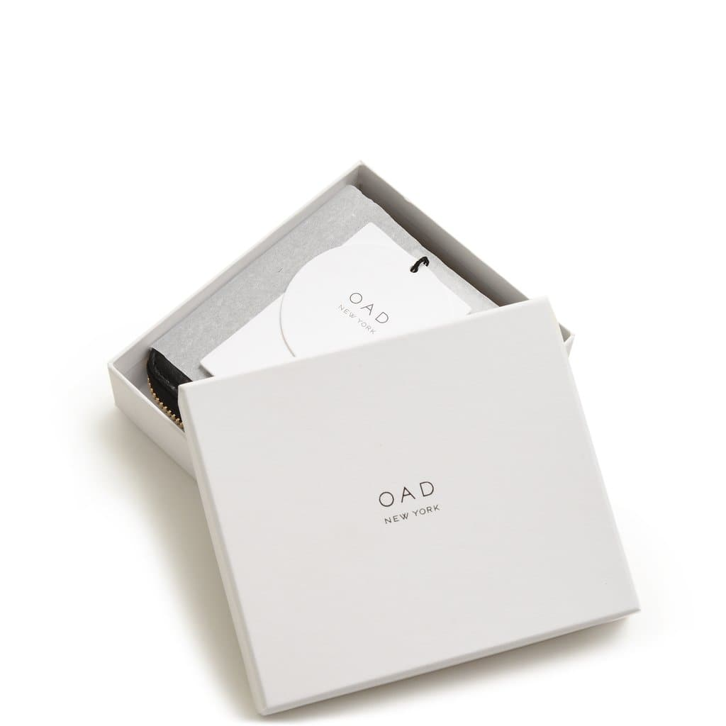 Calf Everywhere Travel Wallet - Sage - OAD NEW YORK