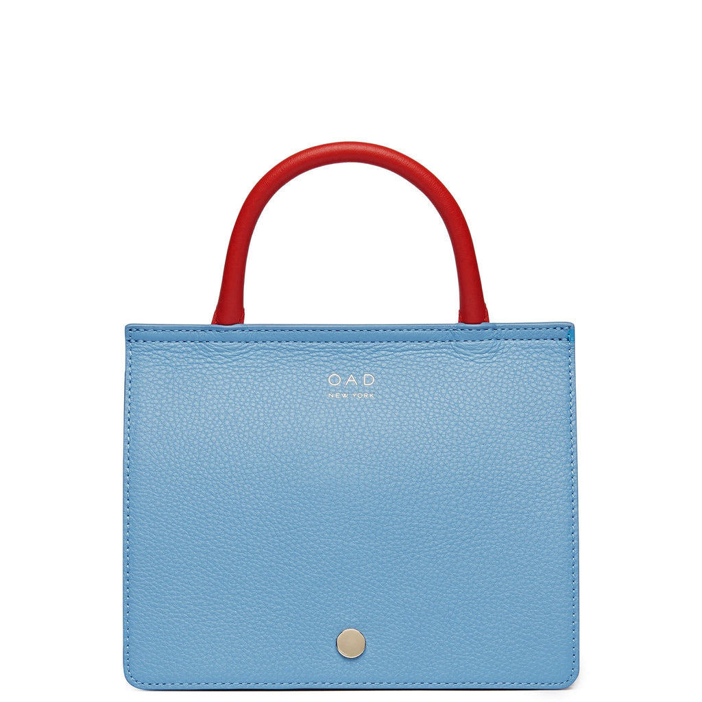 Mini Prism - Pool Blue + Rouge + Soft White - OAD NEW YORK