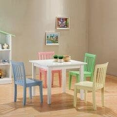 5 Piece Corine Kids table & chair set - Shannen Living