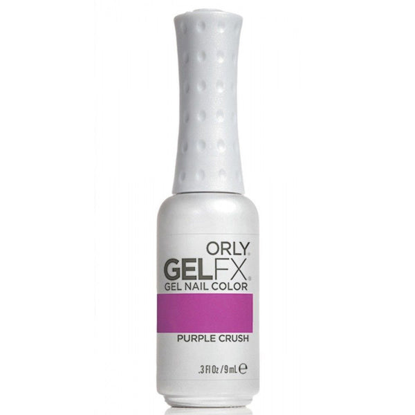 Orly Gel FX Gel Polish PURPLE CRUSH 0.3 oz (9 ml)