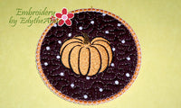 FALL/THANKSGIVING COASTER -  INSTANT DOWNLOAD