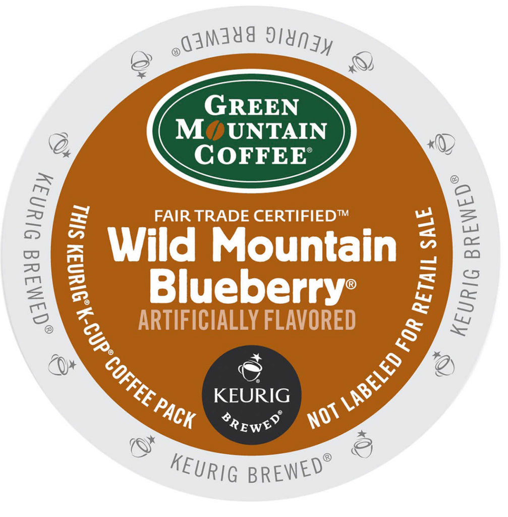Green Mountain Wild Blue Berry